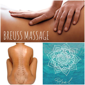 Breussova masáž + Dornova m.